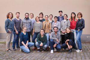 Atelierbesuch: Katharina Pethke zu Gast in der doku.klasse