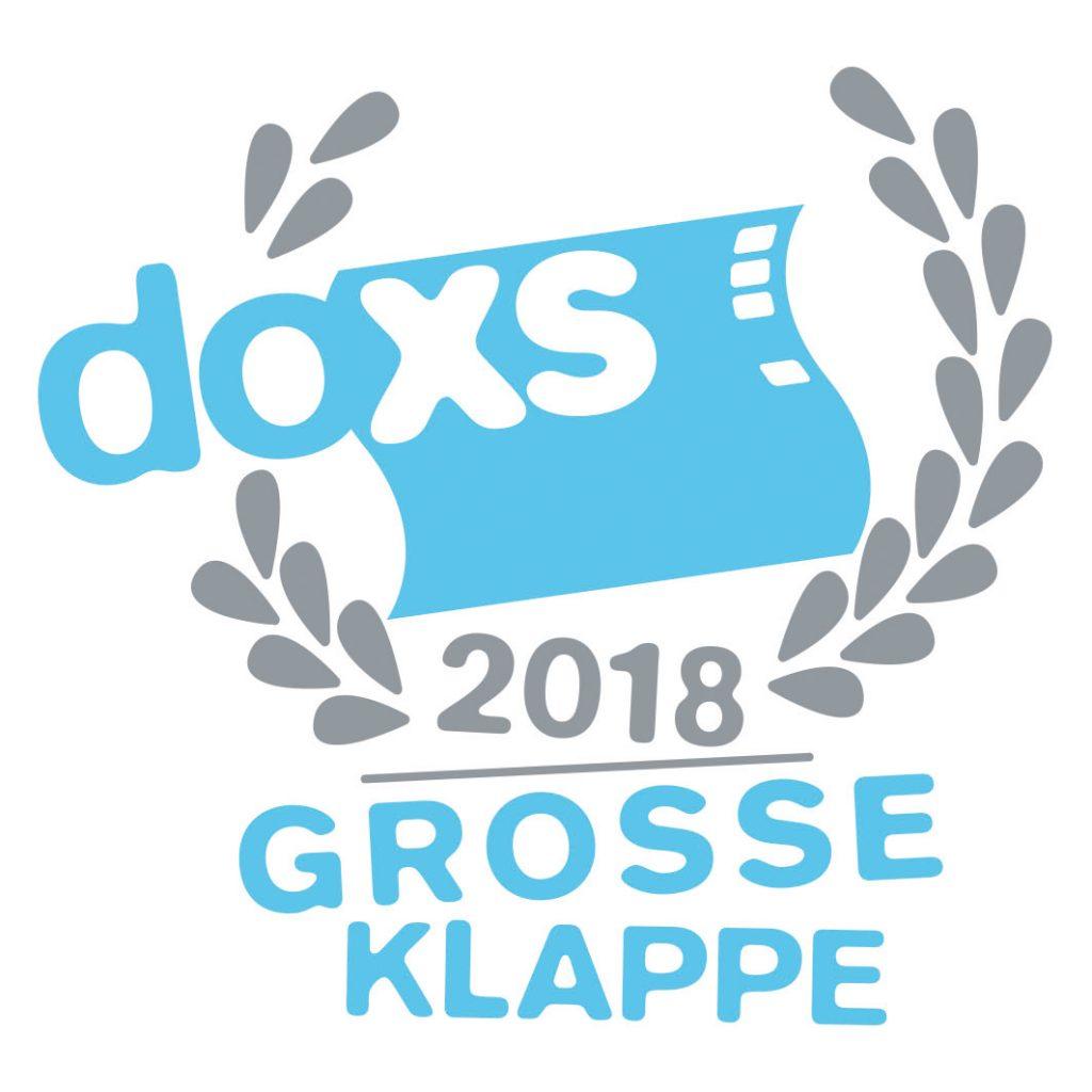Logo GROSSE KLAPPE